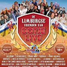 De Limburgse vrienden van DOTJE LIVE