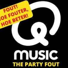 Q-music The Party Fout