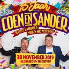 15 jaar Coen & Sander